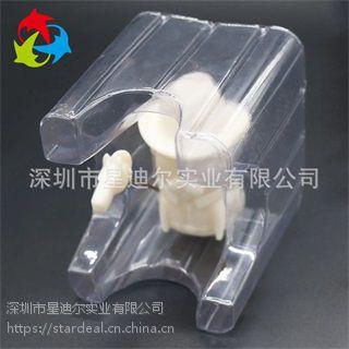 厂家现货供应透明PET牛仔狗玩具吸塑包装盒