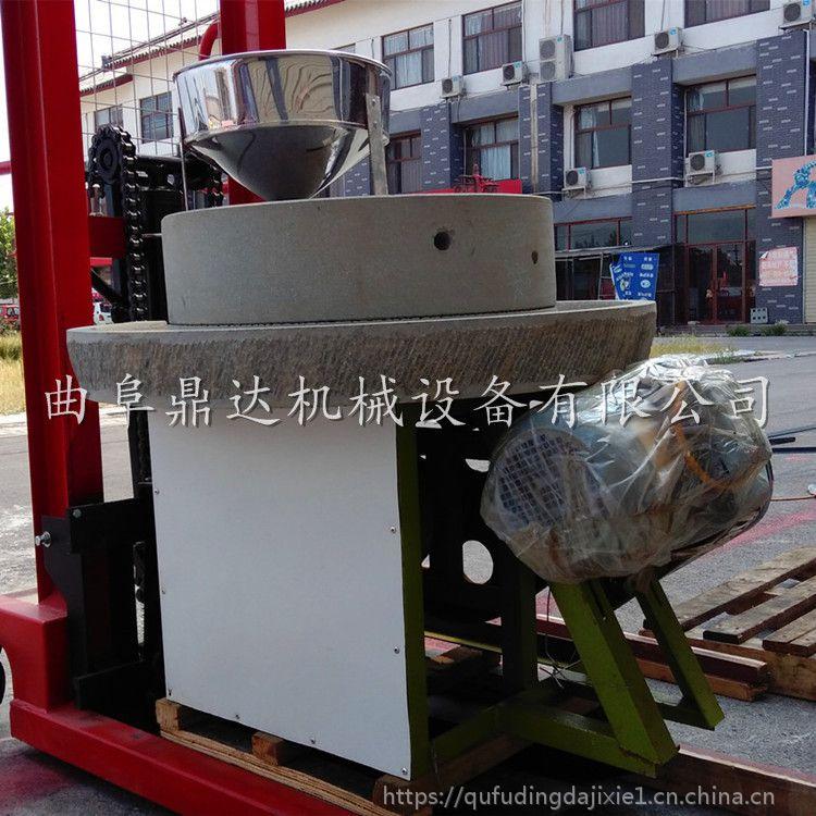 创业好项目 天然纯手工豆浆石磨机 鼎达供应小磨香油石磨