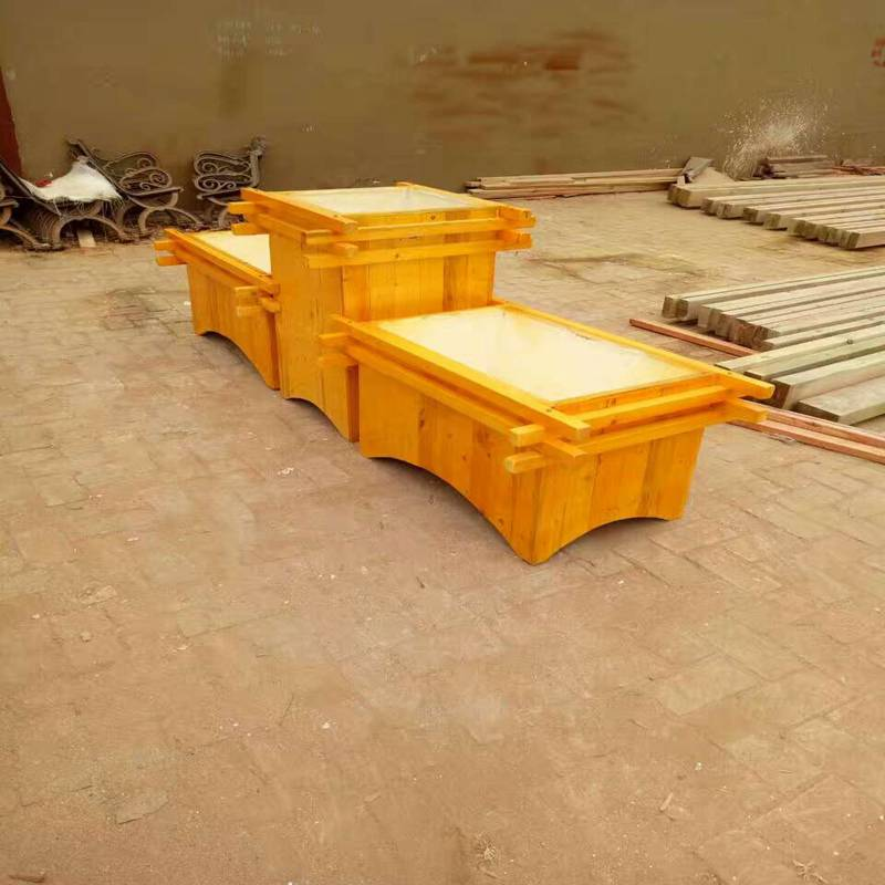 工厂价直销高档花箱品质保证,景观花箱批发,生产制造厂家
