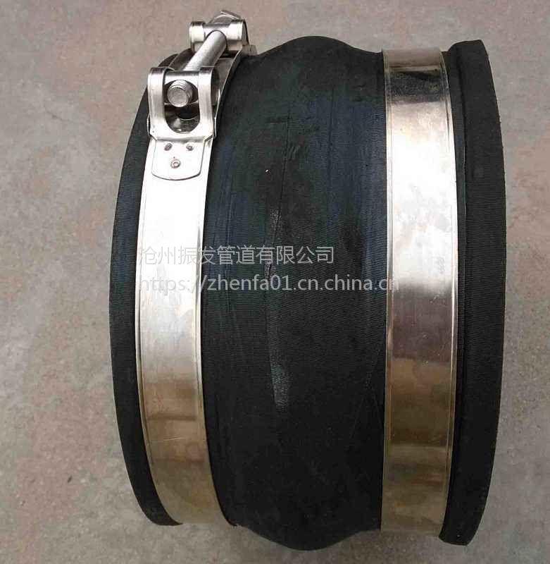 任县橡胶软连接厂家 任县橡胶软接头厂家|ZF0160
