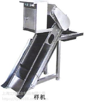 餐饮油水分离器机械格栅机,隔油器除渣机,栏污栏渣机