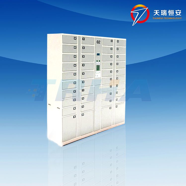 天瑞恒安 TRH-KL-95 山东曲阜智能电子储物柜,曲阜智能柜厂家