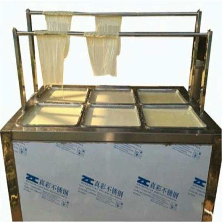 手工油皮机直销 不锈钢豆皮机价格 自产自销腐竹机