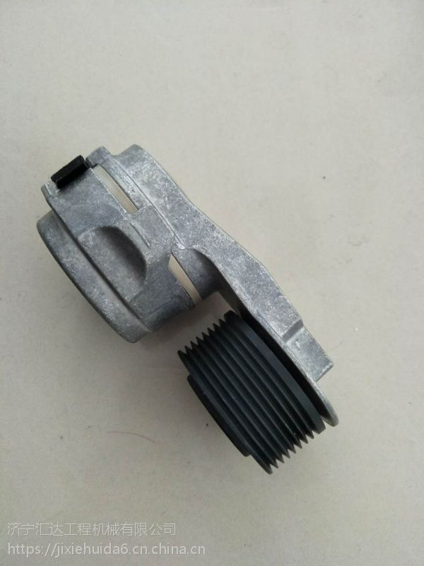 小松PC400-8皮带涨紧轮 发动机原厂配件 提供皮带