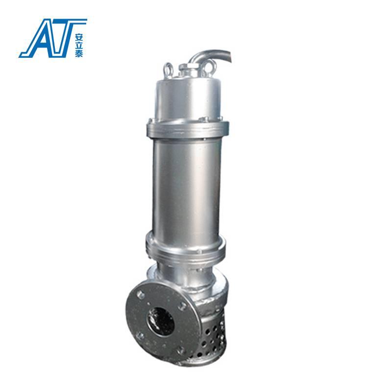 304不锈钢防爆潜水排污泵 耐腐蚀耐磨 供应精良