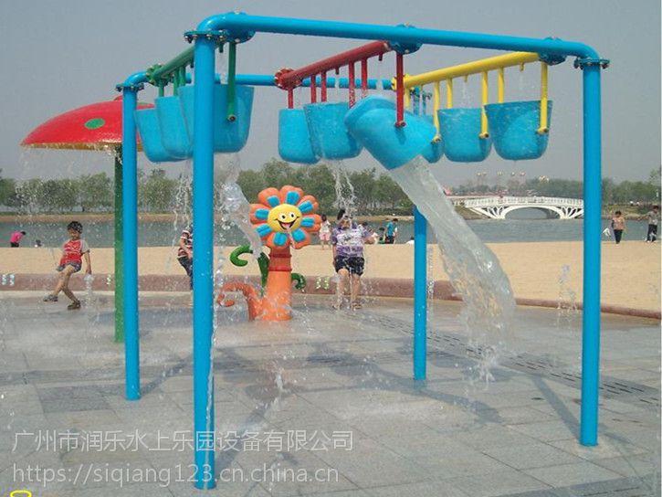 广州润乐水上设备-九桶倒水