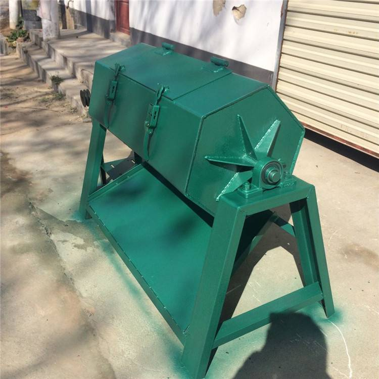 厂家促销六角滚筒抛光机宏瑞机械质量买家