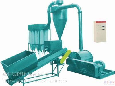 浙江台州郑科1020型果壳粉磨粉机组细度调节方法说明