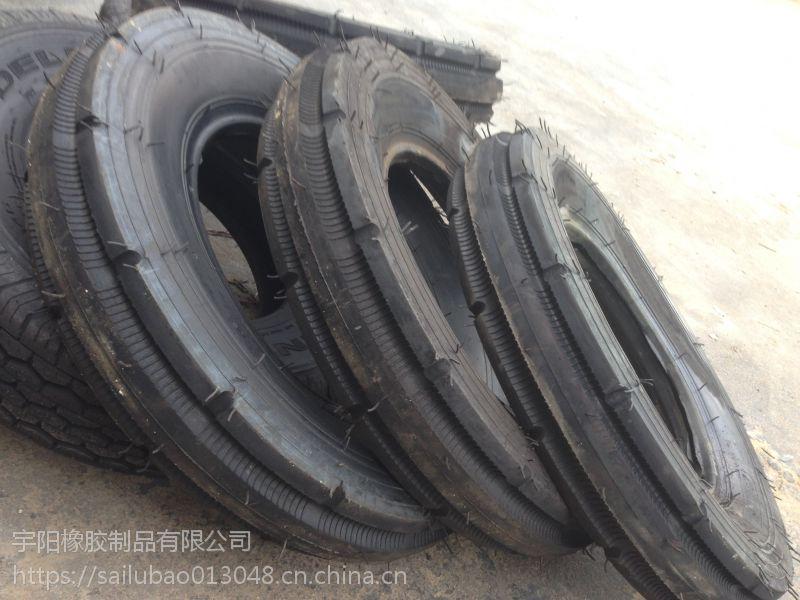 6.50-16 双沟花纹 拖拉机前轮 导向轮胎