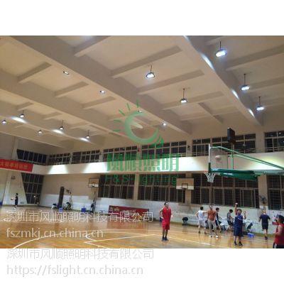 专业篮球馆照明灯功率多大 多少盏