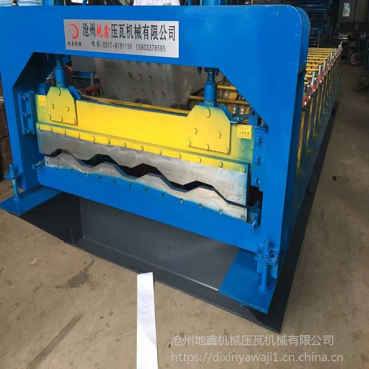 集装箱板设备直销冷弯成型设备1200型集装箱板机器地鑫