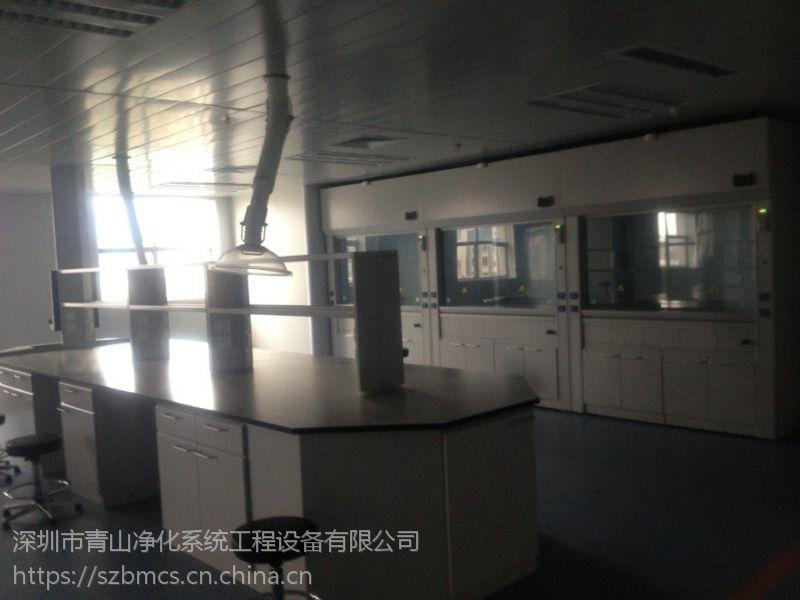 深圳洁净室设计装修厂家 工业洁净室设计 生物洁净室建设