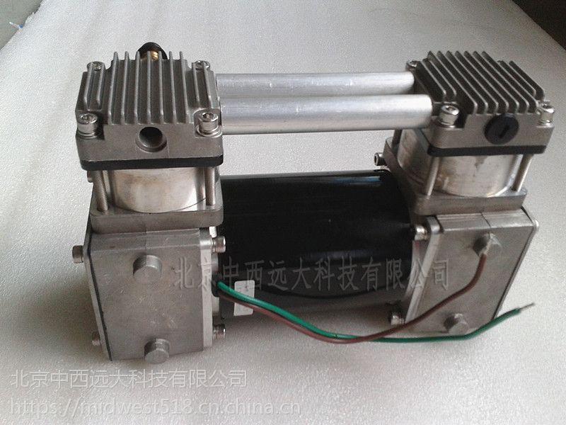 中西 电动真空泵 带配套压力控制器 库号:M388783型号:VM66-HDZKB-V3