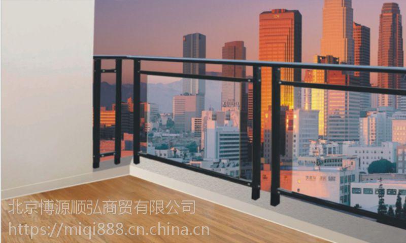 济宁锌合金护窗护栏,HC济宁玻璃阳台栏杆Q235克莱丁接楼梯扶手,仿木纹阳台围栏,仿木纹围栏,