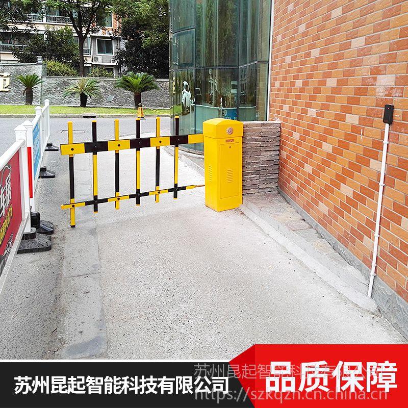 红门 HM-ZG-10低噪音不锈钢道闸 价格合理童叟无欺