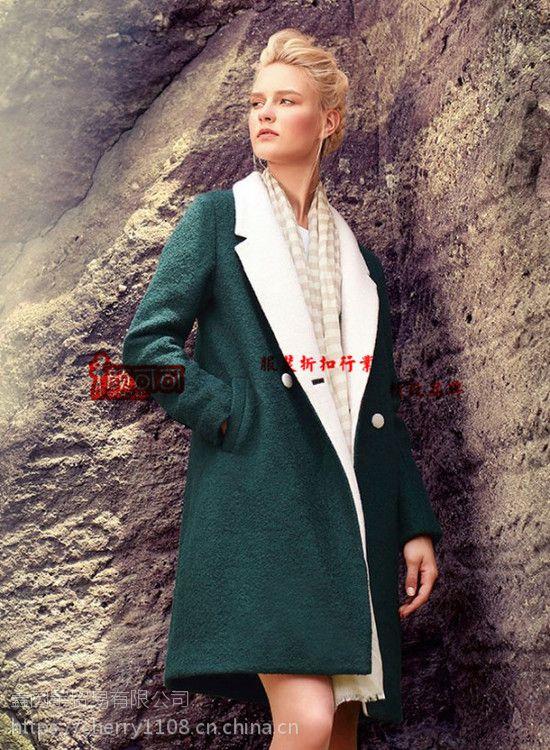 创格女装16冬厂家一手货源大量到货|舒适的面料不挑人的版型