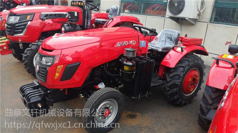 驱动型文轩大型农用拖拉机 454水田两用拖拉机