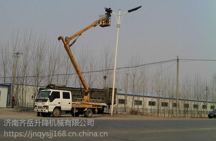 齐岳厂家主营湖南升降机,山西升降机,车载式升降平台