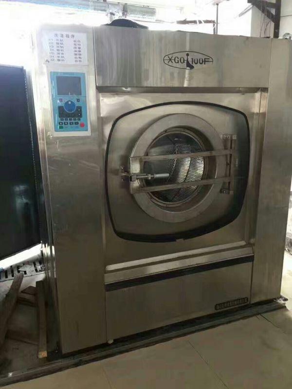 桂林出售快速节能烘干机 100公斤全自动洗衣机