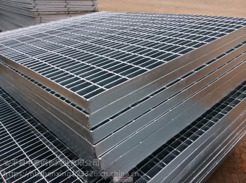 中泰网业喷漆/镀锌G255钢格板/钢格栅