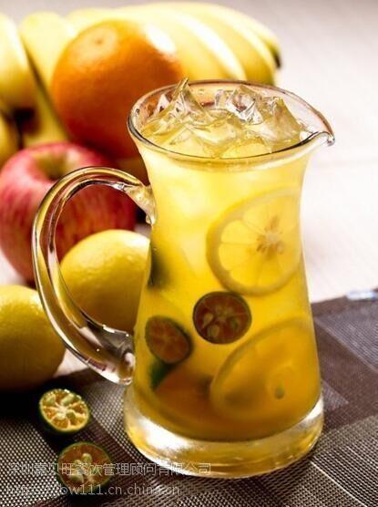 奶茶设备皇茶贡茶水果茶技术培训,原料配送