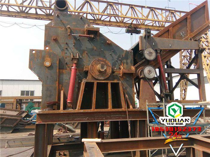 济南金属破碎机设备 金属粉碎机清洗 大型出口厂家