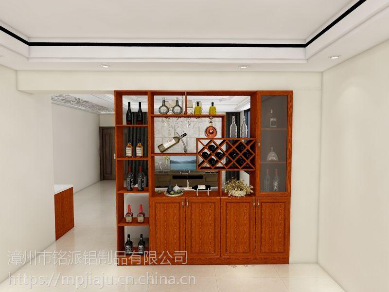 漳州铭派全铝家居供应全铝橱柜,全铝衣柜,全铝浴室柜等