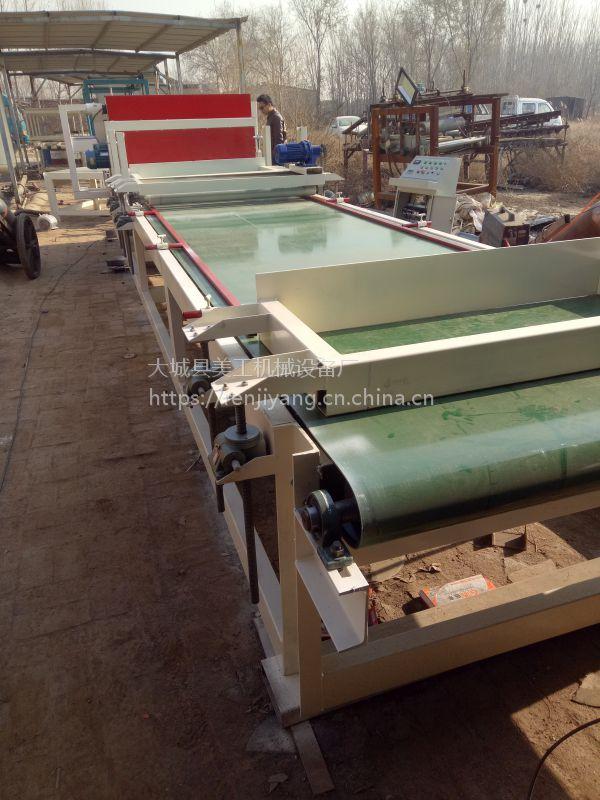 中大型水泥砂浆岩棉复合板机器设备美工-16