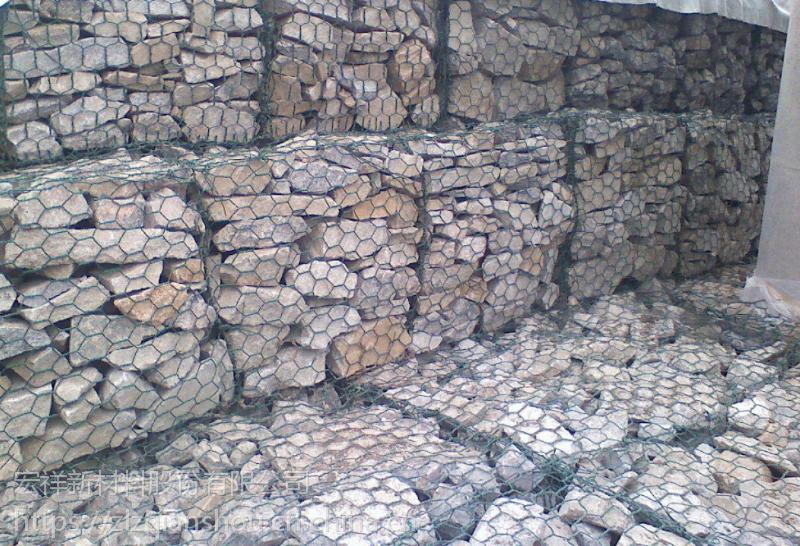 宏祥SLWX石笼网箱的优势和用途