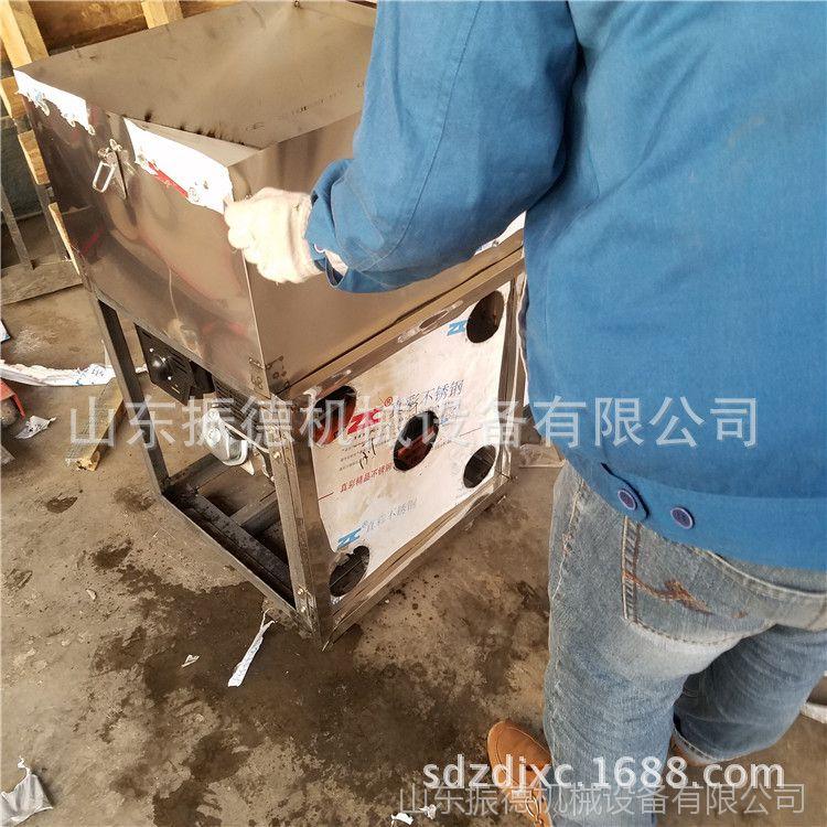 小麦粉休闲膨化机 玉米高粱膨化机 暗仓箱式食品膨化机 振德提供