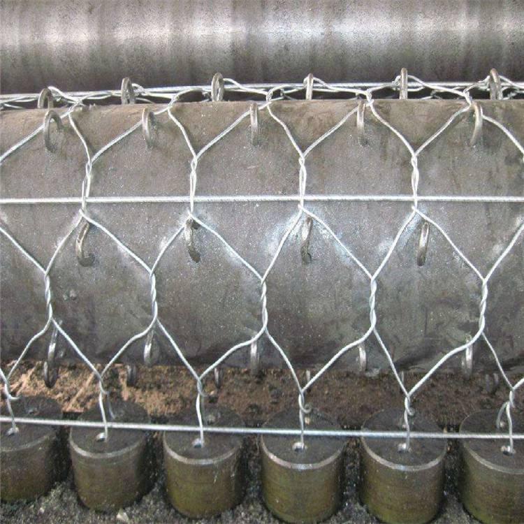 雷诺护垫格宾网 堤坝防护雷诺护垫 成型格宾网检测标准