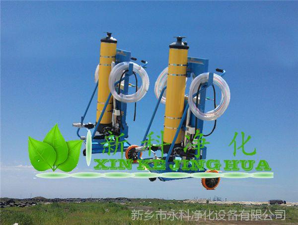 永科净化FC100-380-07-Z-C 移动式高效滤油小车
