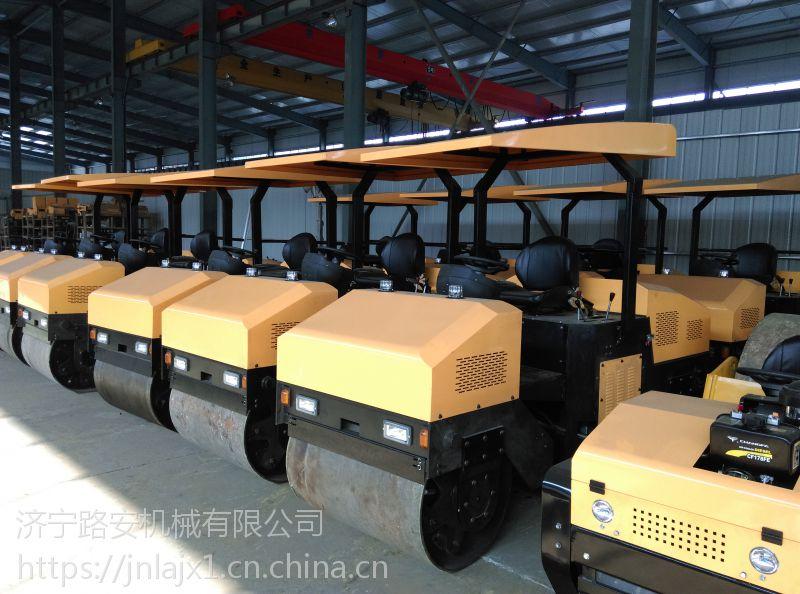 直销3吨压路机 双钢轮压路机 高配振动压路机厂家价格可包邮