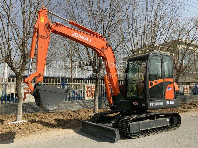 金鼎立6吨左右的小型挖掘机