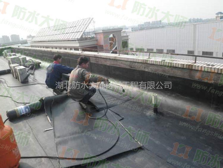 武汉黄陂地下室补漏应用案例展示