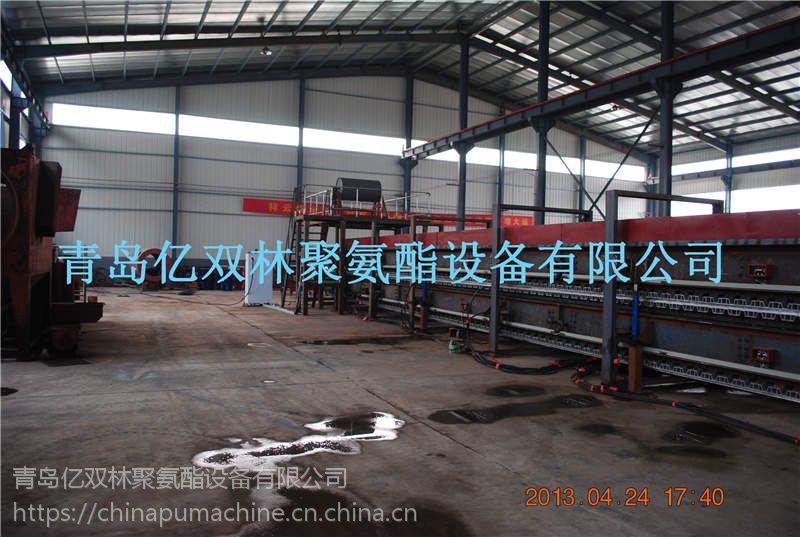 亿双林供应聚氨酯 保温隔热墙面 填充机械 发泡设备