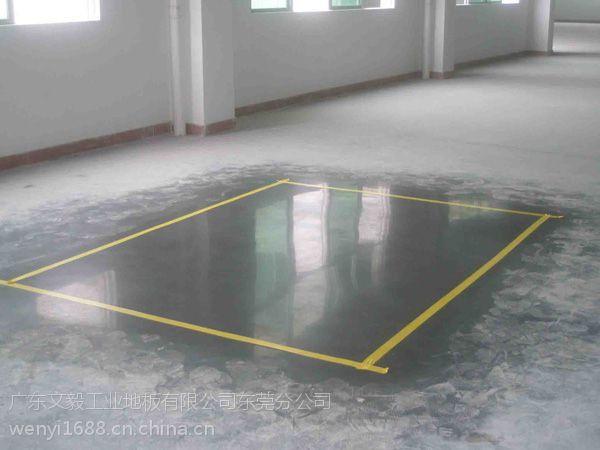 陆丰金刚砂固化地坪、地面起灰怎么解决+厂房地面翻新