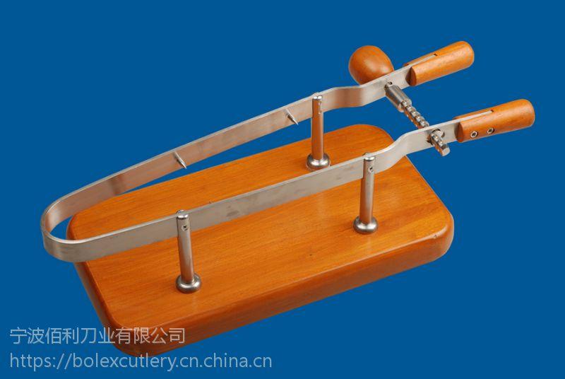 火腿架夹台和切片刀系列生产和出口