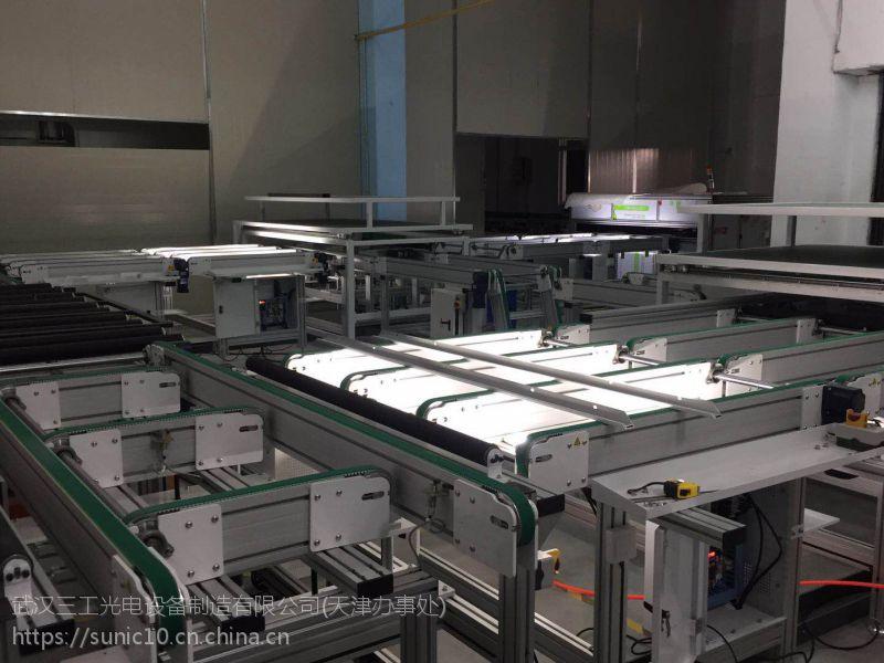宿迁自动化电池组件封装线|太阳能灯箱电池组件封装线价格