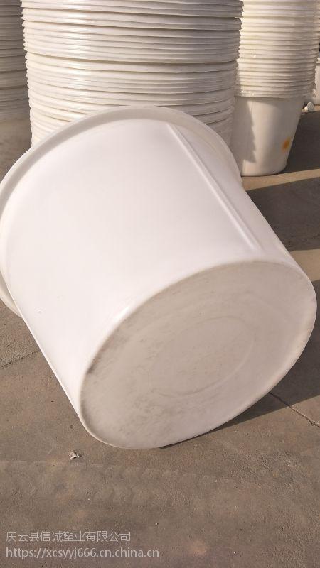泡竹笋桶厂家 1000升塑料发酵桶 1吨塑料米缸