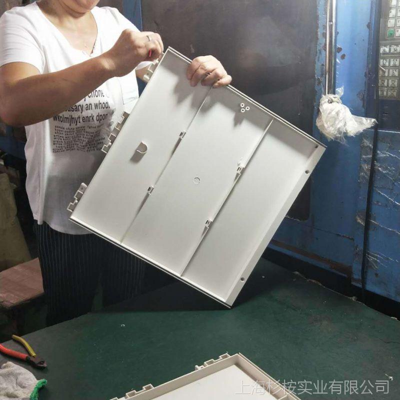 一体式收纳柜门板注塑加工 三维设计塑料模具制作定制加工厂家