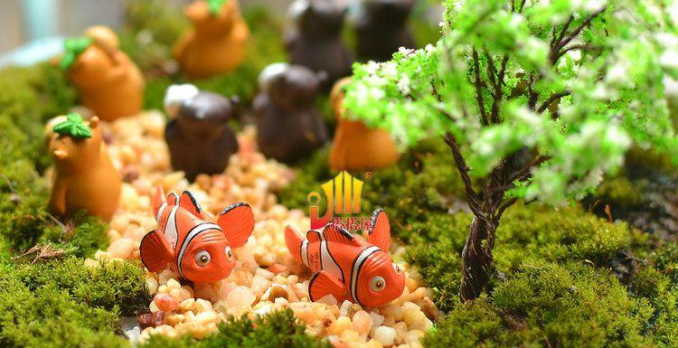 【彩虹年级棒】微教案星星摆件景观立体模型二公园看图写话观猴塑料图片