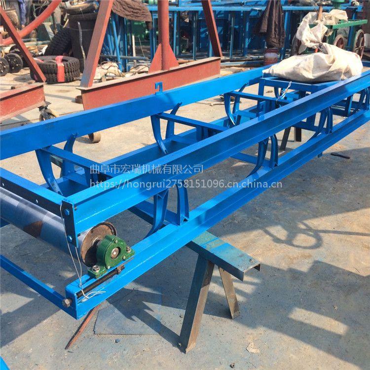 浩瑞生产矿用PVC皮带输送机