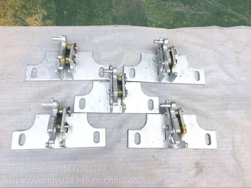 质量上乘 价格优惠 原厂小松挖掘机配件pc200-7发动机罩锁座