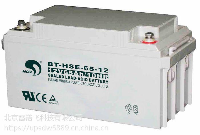 赛特蓄电池BT-HSE-100-12//12V100AH官网热销