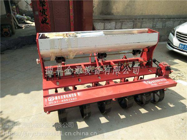 提高产量谷子播种机 防滑滚筒汽油播种机