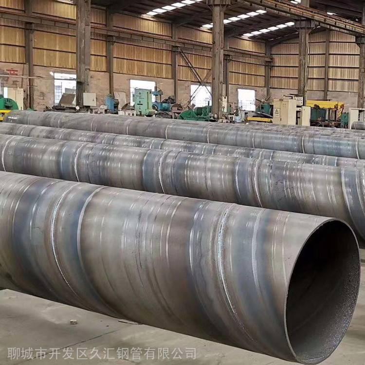连云港双面埋弧焊螺旋钢管'管道用螺纹钢管'