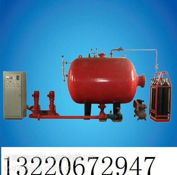 气体顶压消防给水设备,ccc认证企业,济南气体顶压图片