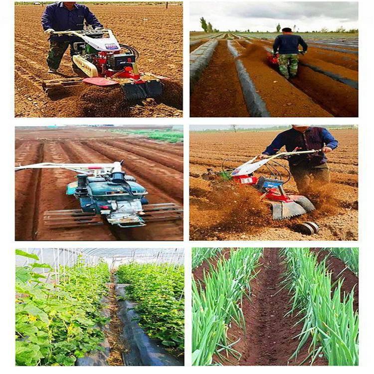 新款微型耕整机械 大功率田园管理机润丰