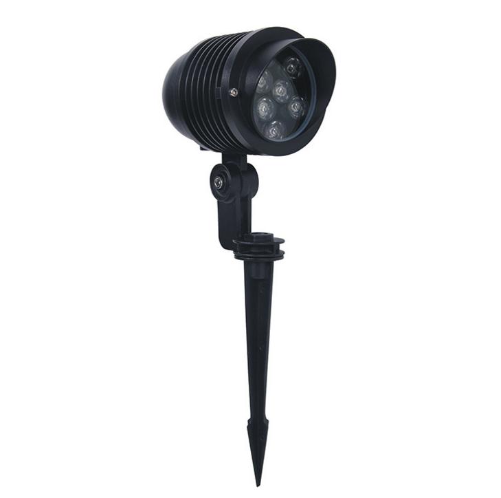 粤耀照明供应景观灯压铸铝材草坪灯7W ¢105MM户外照明景观灯